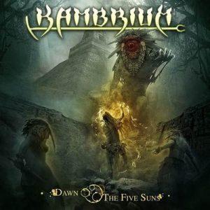 "KAMBRIUM: Lyric-Video vom ""Dawn of the Five Suns"" Album"