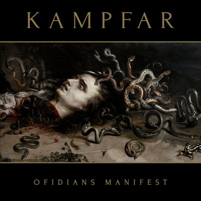 """KAMPFAR: Neues Album """"Ofidians Manifest"""" zum 25-Jahr-Jubiläum"""