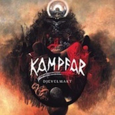 KAMPFAR: neues Album `Djevelmakt` im Januar 2014