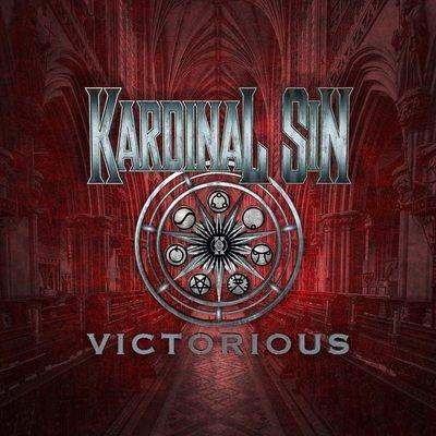 """KARDINAL SIN: Video-Clip zu """"Victorious"""" Album"""