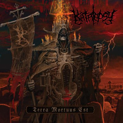 "KATALEPSY: Lyric-Video vom neuen Brutal Death Metal / Hardcore Album ""Terra Mortuus Est"""