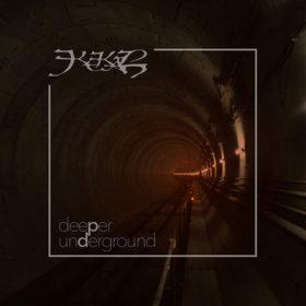 """KEKAL: streamen """"Deeper Underground"""" Album"""
