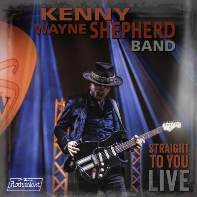 "KENNY WAYNE SHEPHERD: ""Straight To You: Live"" kommt Ende November"
