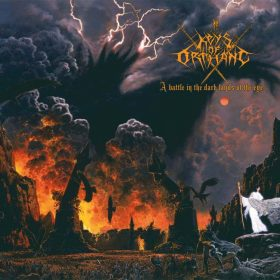 "KEYS OF ORTHANC: Track vom ""A Battle in the Dark Lands of the Eye…"" Album"