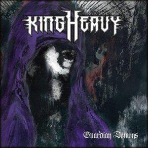"""KING HEAVY: streamen """"Guardian Demons"""" Album"""