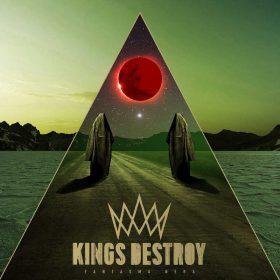 "KINGS DESTROY: Neues Grunge / Doom Album ""Fantasma Nera"" aus New York"