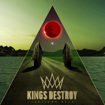 "KINGS DESTROY: Neues Grunge / Doom Album ""Fantasma Nera"" aus New York"