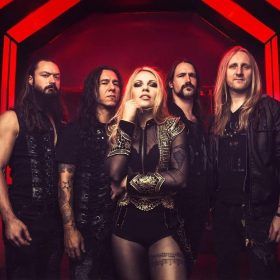 "KOBRA AND THE LOTUS: Lyric-Video vom neuen Album ""Evolution"""