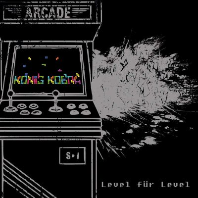 "KÖNIG KOBRA: kündigen Punk Rock / Synthiecore Album ""Level für Level"" an"