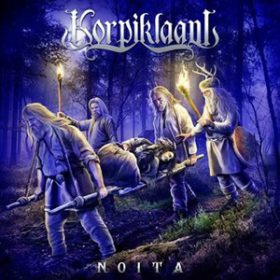 """KORPIKLAANI: Cover von """"Noita"""""""