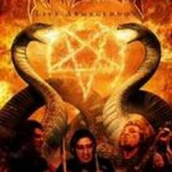 KRISIUN: Live Armageddon [DVD]