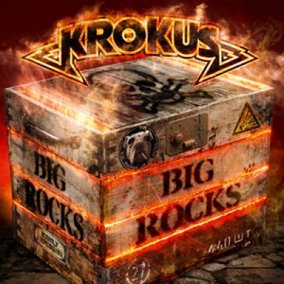 "KROKUS: Coveralbum ""Big Rocks"""