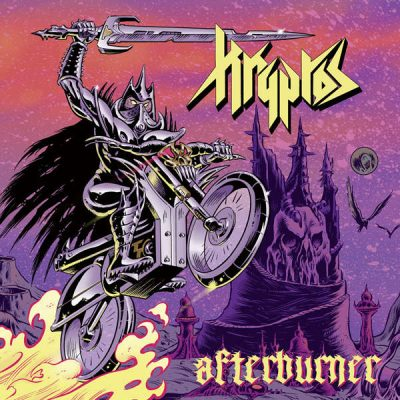 "KRYPTOS: kündigen ""Afterburner"" Album und Tour an"