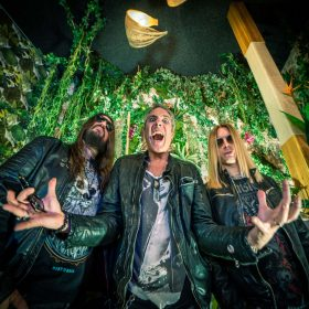 KULT OF THE SKULL GOD: unterschreiben Labeldeal bei Rockshots Records