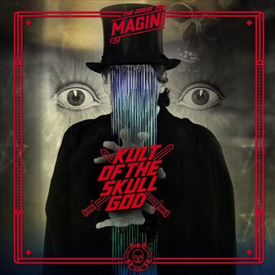"KULT OF THE SKULL GOD: Video vom neuen Skull Rock Album ""The Great Magini"""