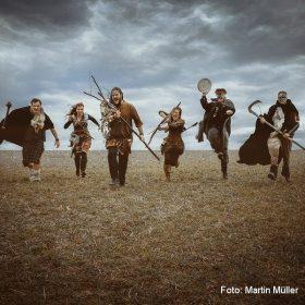 """KULTASIIPI: Folk Metal EP """"Mahtaja"""" mit finnischen Lyrics aus Berlin"""