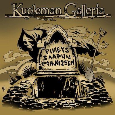 "KUOLEMAN GALLERIA: Video vom ""Pimeys saapuu pohjoiseen""-Album"