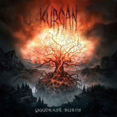 "KURGAN: Video-Clip vom neuen Death / Viking Album ""Yggdrasil Burns"""