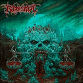 "KURNUGIA: neues Death Metal Album ""Forlorn and Forsaken"" aus Ohio"