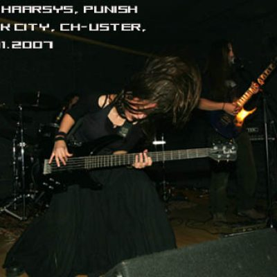 KATHAARSYS, PUNISH: Rock City, CH-Uster, 20.11.2007