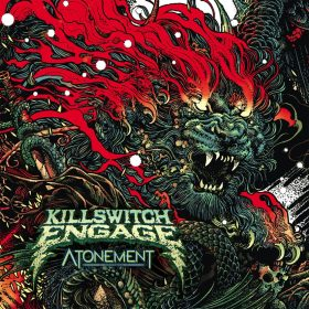 "KILLSWITCH ENGAGE: Europatour zum neuen Album ""Atonement"""