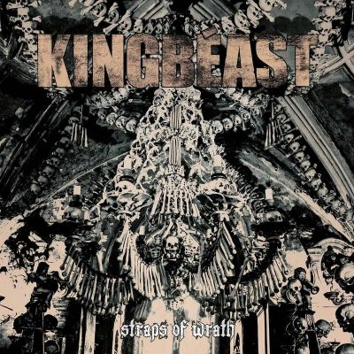 "KINGBÉAST: Lyric-Video vom ""Straps Of Wrath"" Album"