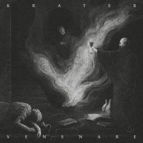 """KRATER: Neues Black Metal Album """"Venenare"""""""