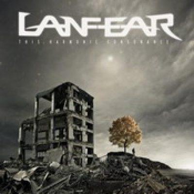 LANFEAR: Cover und Tracklist von ´This Harmonic Consonance´