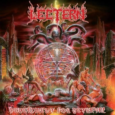 "LECTERN: Lyric-Video vom ""Deheadment for Betrayal"" Album"