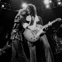 "LED ZEPPELIN: Ur-Version von ""When The Levee Breaks"" online"