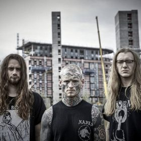 "LEECHED: kündigen neues Blackened Hardcore ""To Dull The Blades Of Your Abuse"" an"