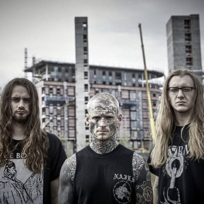 """LEECHED: kündigen neues Blackened Hardcore """"To Dull The Blades Of Your Abuse"""" an"""