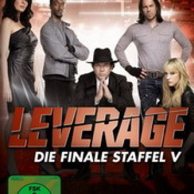 LEVERAGE: Die finale Staffel V [4DVD]