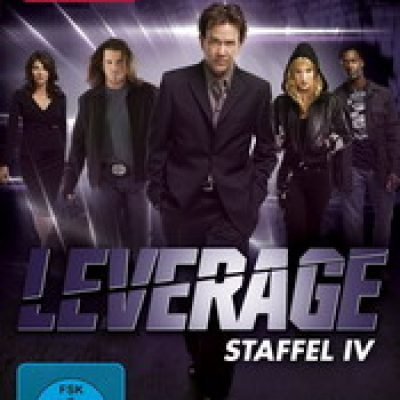 LEVERAGE: Staffel IV [DVD]