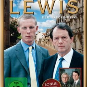 LEWIS – Der Oxford Krimi: Collector´s Box 1 [13DVD-Set]