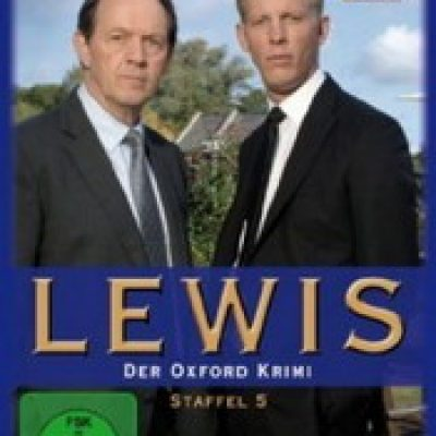 LEWIS – Der Oxford Krimi (Staffel 5) [4DVD]