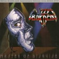 LIZZY BORDEN: Master of disguise (Metal Blade 25th Anniversary Edition)