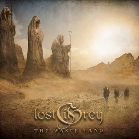 "LOST IN GREY: Neues Album ""The Waste Land"""