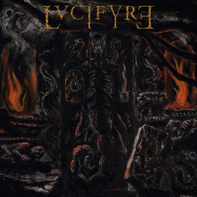 "LVCIFYRE: Neue Blackened Death EP ""Sacrament"""