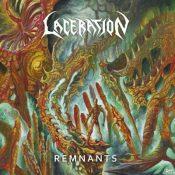 """LACERATION: kündigen """"Remnants"""" Album an"""