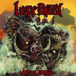 "LADY BEAST: streamen ""Vicious Breed""-Album"
