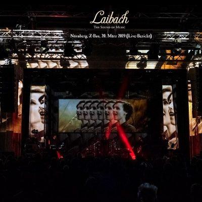 LAIBACH – Nürnberg, Z-Bau, 20. März 2019
