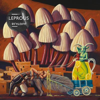 "LEPROUS: ""Bilateral"" – Artwork enthüllt"