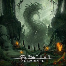 LEVIATHAN (D): neues Album & Gratis-EP