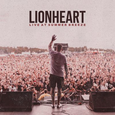 "LIONHEART: dritter Song vom neuen Live-Album ""Live At Summer Breeze"""
