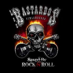 LOS BASTARDOS FINLANDESES: Saved By Rock'n'Roll