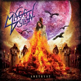 "MAGG DYLAN: neues Alternative Rock / Metal Album ""Amethyst"""