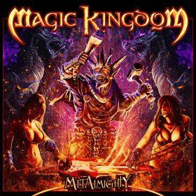 "MAGIC KINGDOM: kündigen neues Album ""MetAlmighty"" mit Sänger Michael Vescera an"