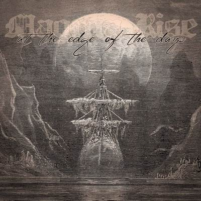 MAGMA RISE:  At The Edge Of The Days [EP][Vinyl]