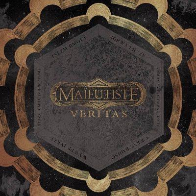 """MAÏEUTISTE: Neues Blackened Doom Album """"Veritas"""""""